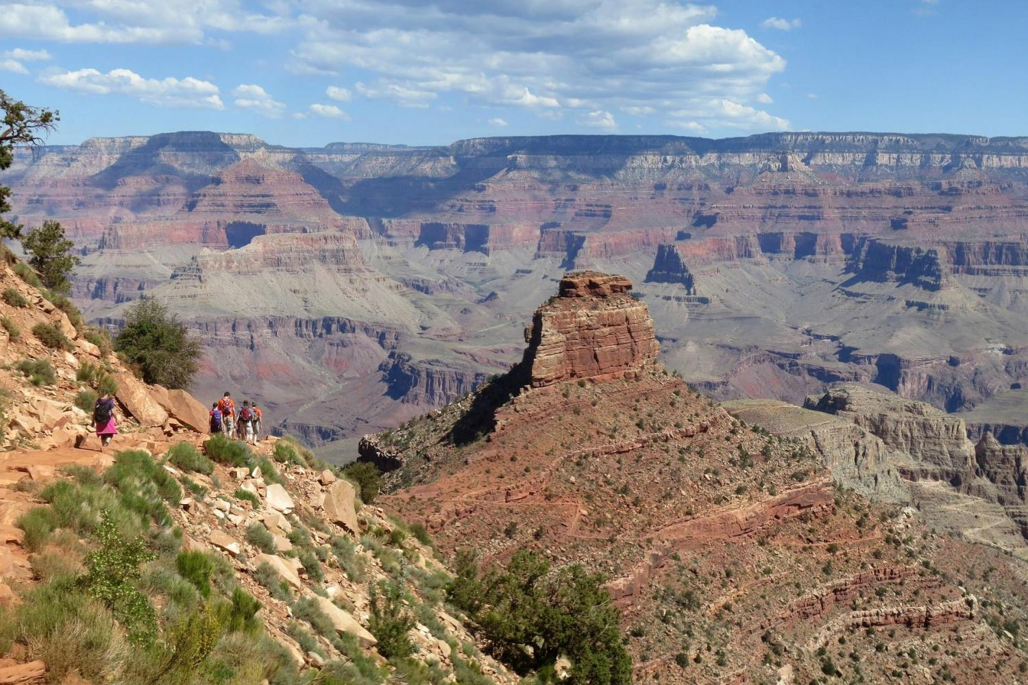 Grand Canyon South Rim Bus Tours with IMAX Tickets