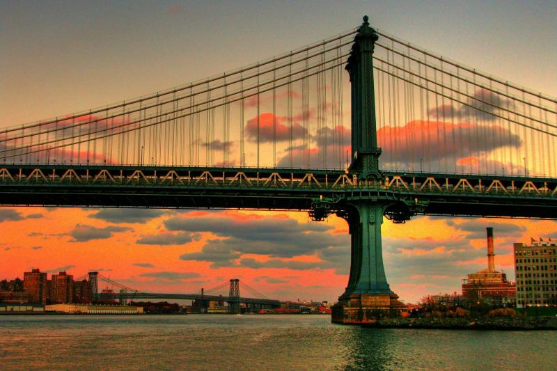 NYC Hop-On Hop-Off Ferry Tour - New York City, United States | Gray on