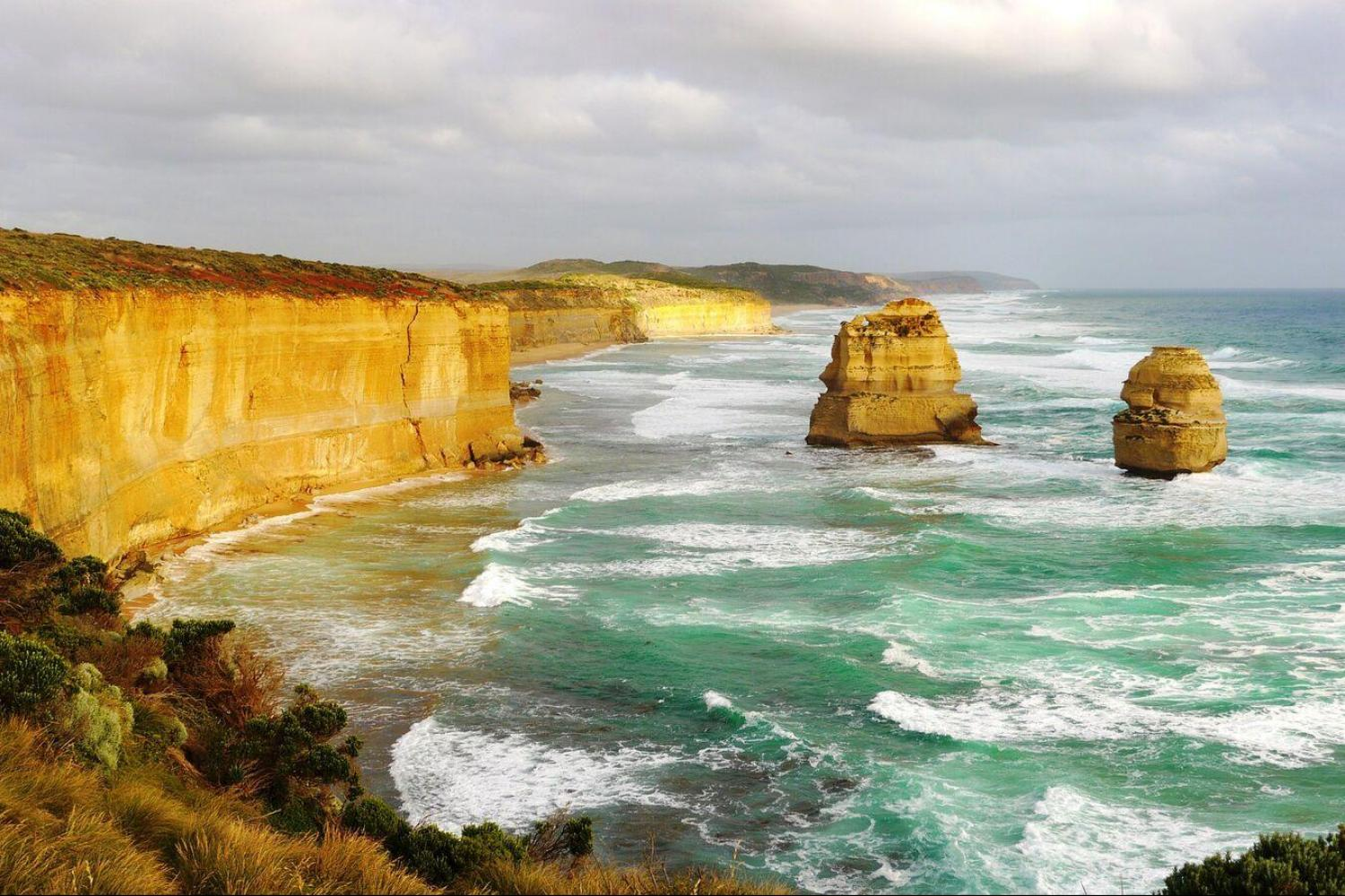2 Day Combo Tour - Great Ocean Road Adventure & Penguin Parade From Melbourne