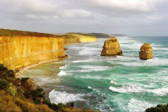 2 Day Combo Tour - Great Ocean Road Adventure & Pe