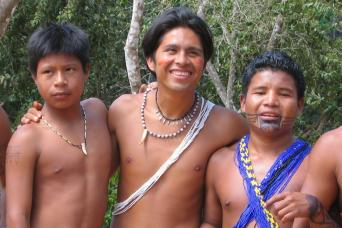 Gray Line Experience the Embera Indian ways from Panama City Hotels