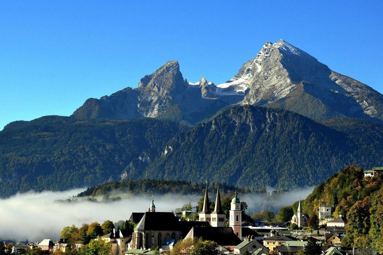 Eagle's Nest, Salt Mines & Bavarian Alps