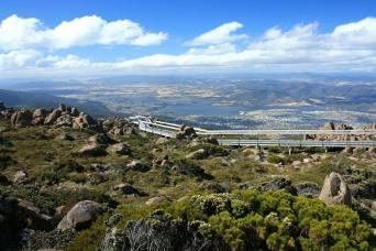 Gray Line MONA with Mt Wellington & Ferry Return
