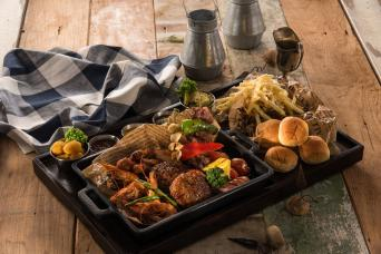 Gray Line Taste Of Nashville Walking Food Tour