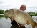 Pete with a specimen carp