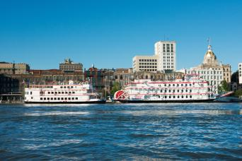 Savannah Land & Sea Combo Tour