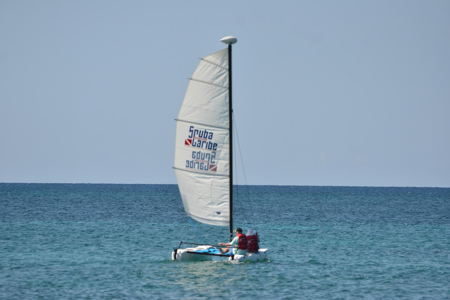 Sailing lesson Montego Bay