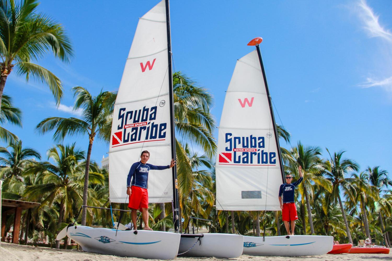 Catamaran Ride with Instructor