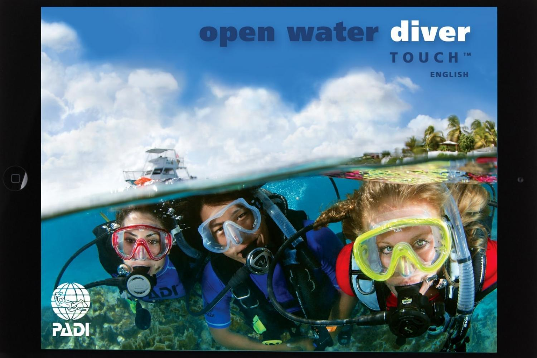 Upgrade PADI Scuba Diver to Open Water Diver