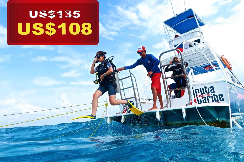 Discover Scuba Diving Musa