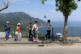 Positano, Amalfi et Ravello : Excursion au départ de Naples
