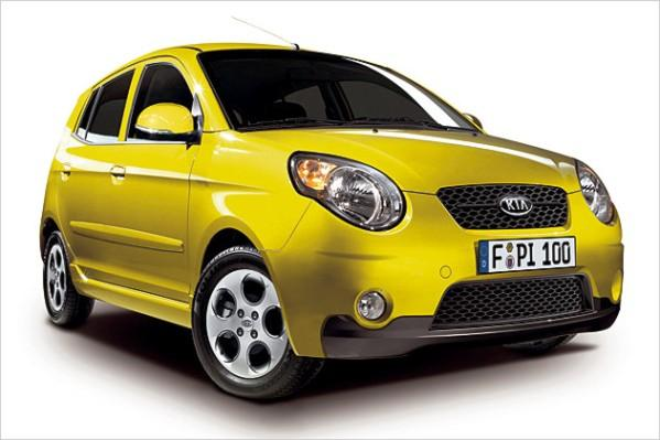 "Economic car ""Kia Picanto"""