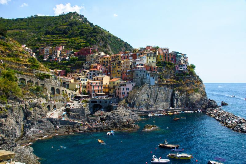 Cinque Terre An Oasis of Nature and Scents