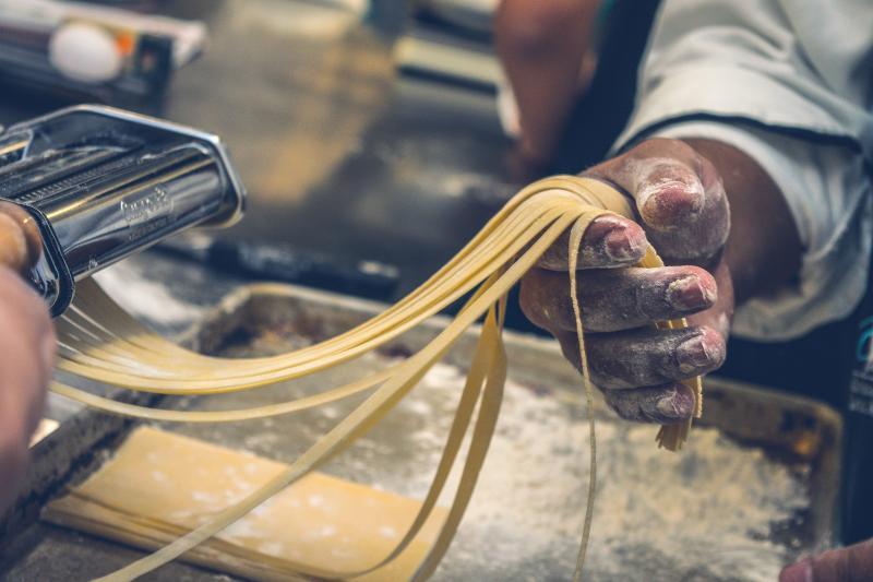 Sicilian Cooking Lesson