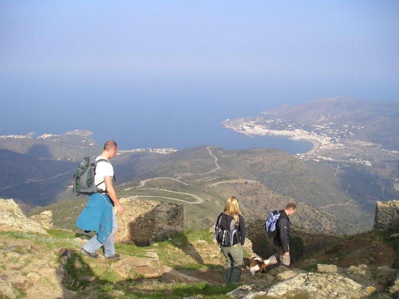 3 Night Catalan Mountain & Coast Trail Holiday