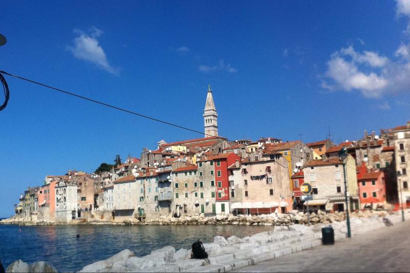 Cycling adventure along the Istrian peninsula