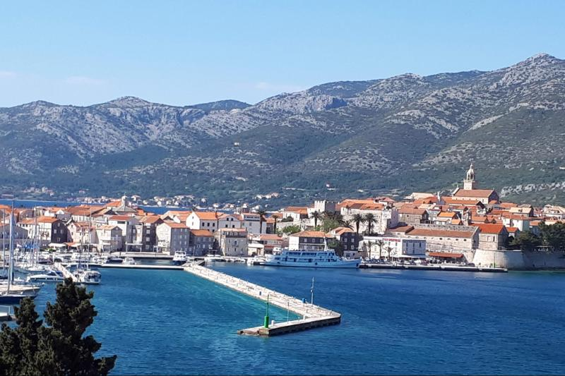 Explore the amazing islands, medieval towns, old villages of southern Croatia