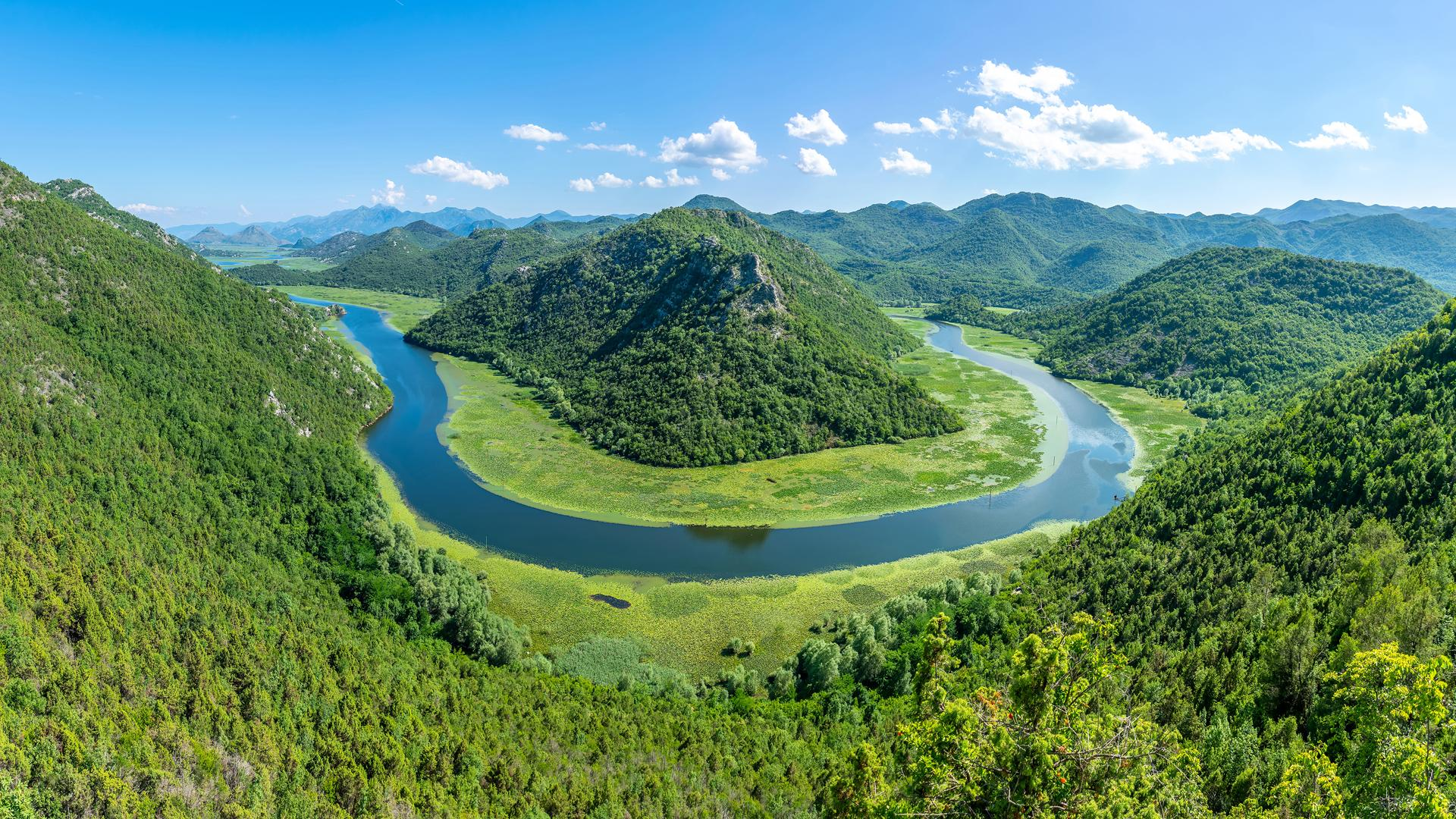 Road Cycling Montenegro´s coast and Lake Skadar