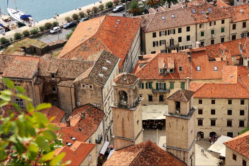 Visit old town Budva