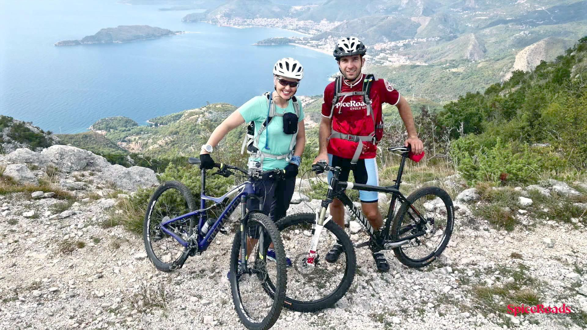 Mountain biking through Wild Beauty Montenegro