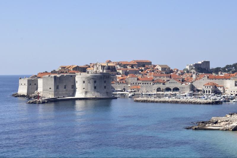 Town of Dubrovnik