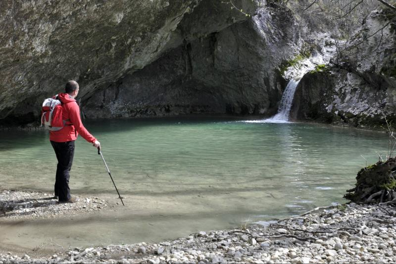 Hiking in Učka Nature Park