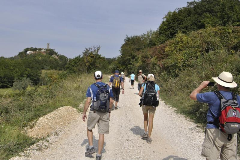 Parenzana, railway of a of great historical significance for Istria