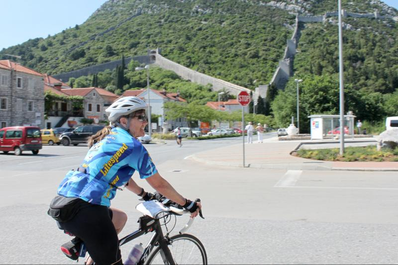 Cycle along the most beautiful areas of the Croatian coast