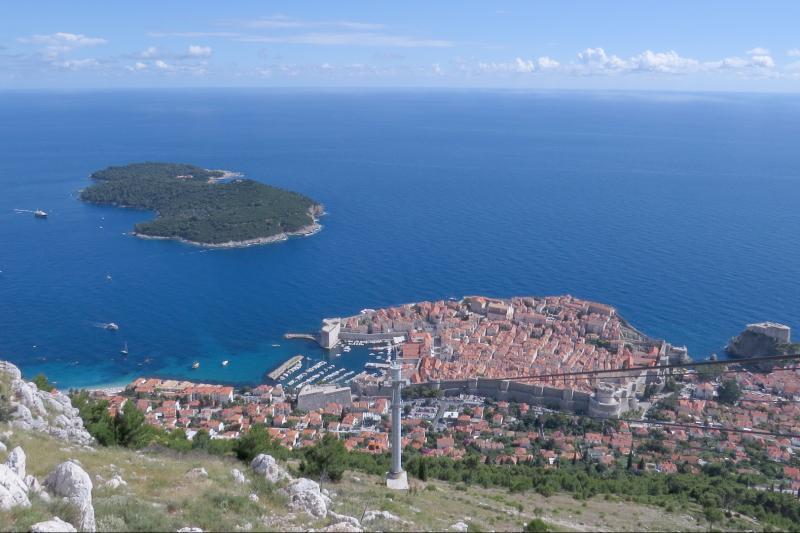 Dubrovnik - the pearl of Adriatic