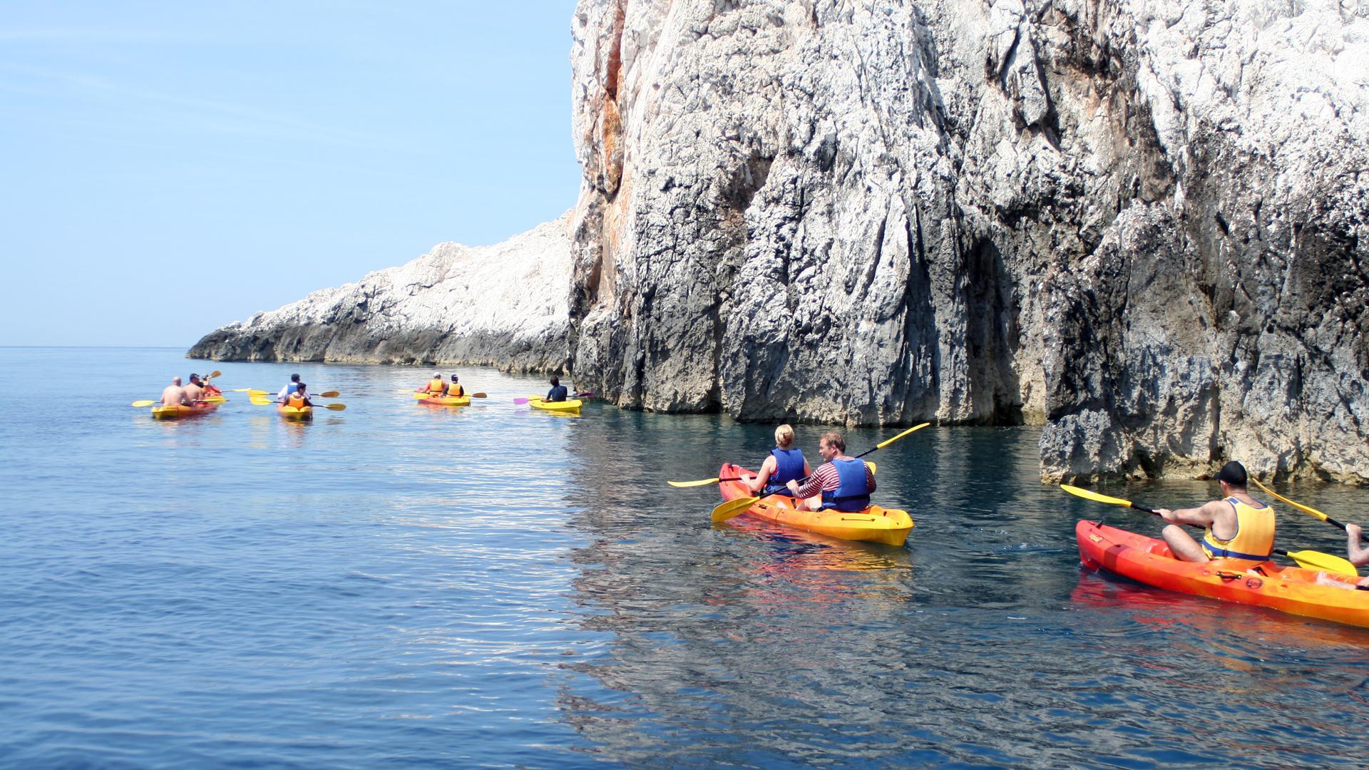 Kajakom po Limskom zaljevu