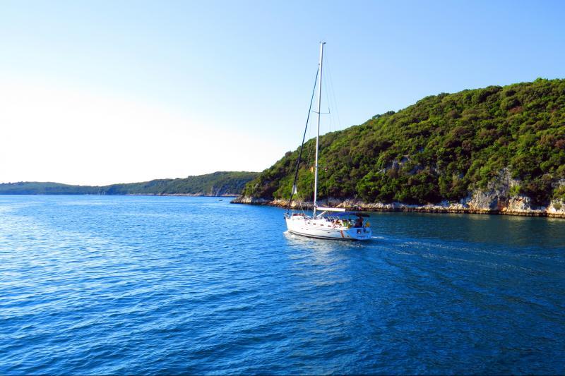 Istra, Limski zaljev