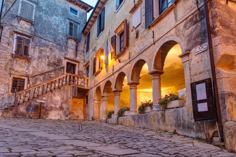 Istria, Grožnjan, Oprtalj, Završje, Motovun