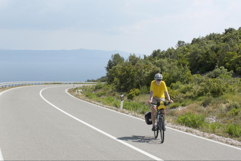 Bicikliranje od Splita do Dubrovnika