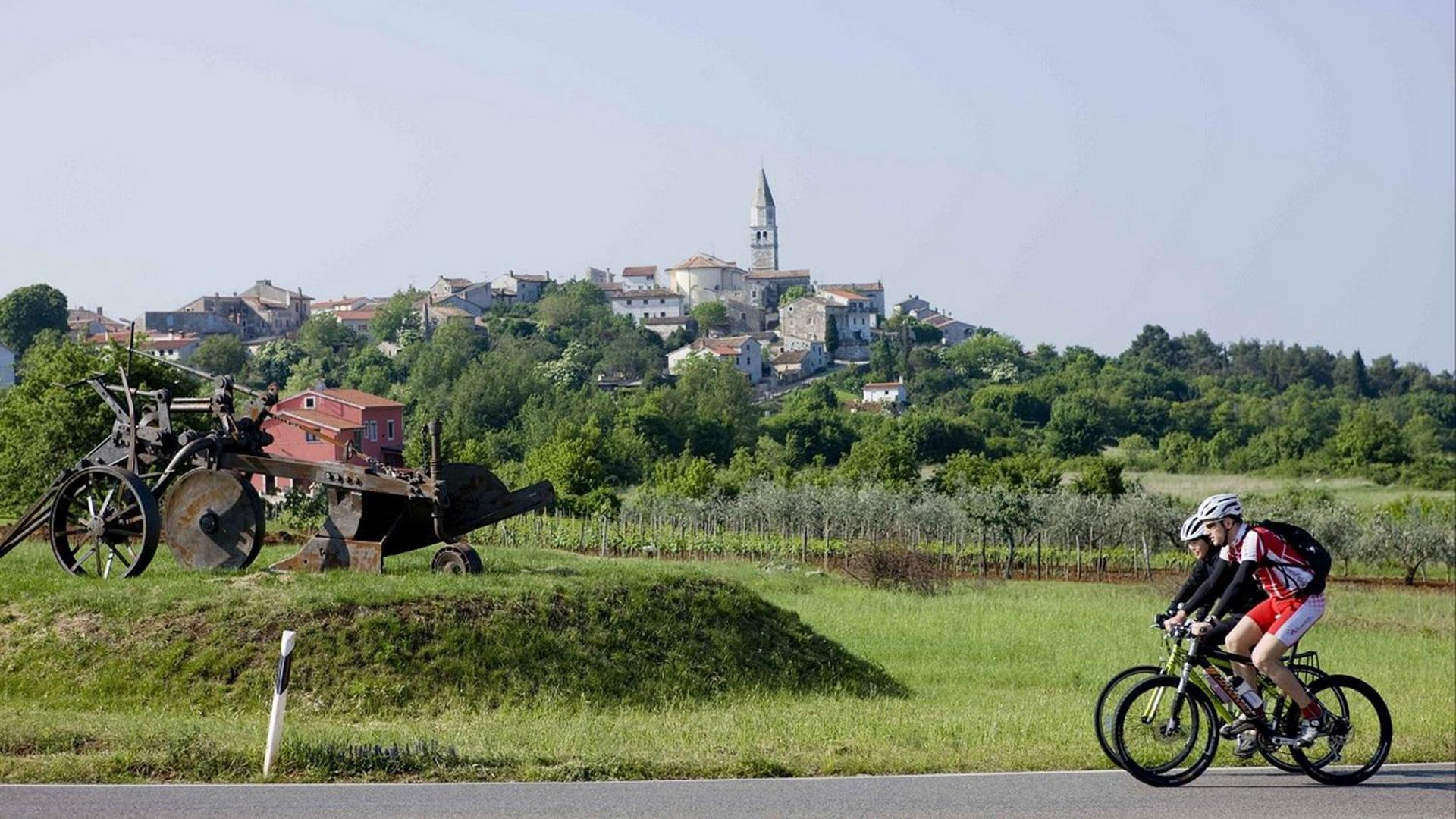 Bicikliranje neistraženom Istrom