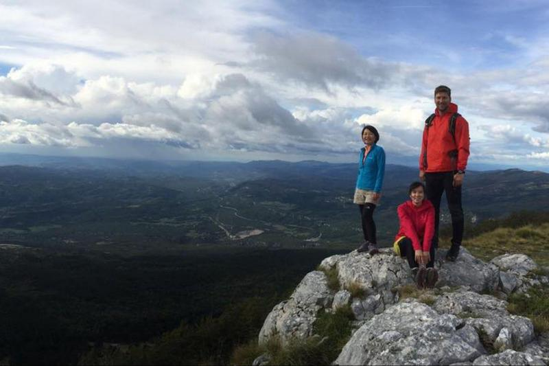 Untrašnjost Istre