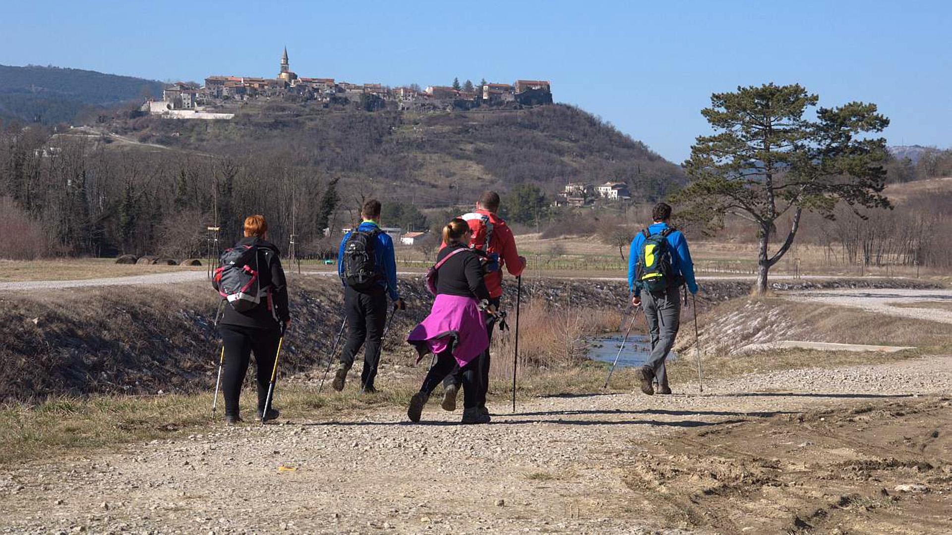 Pješačenje s okusima i stazama Istre