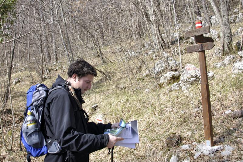 Učka park prirode, planina