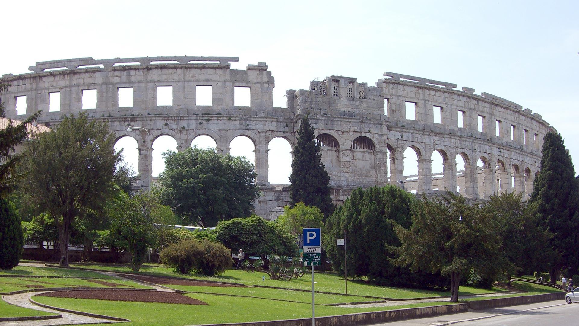 Rimsko Carstvo u Istri