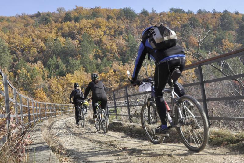 Dva dana bicikliranja duž Parenzane