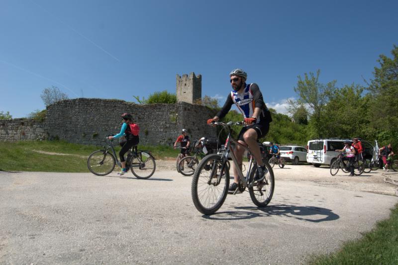 Obilazak Istre na biciklu