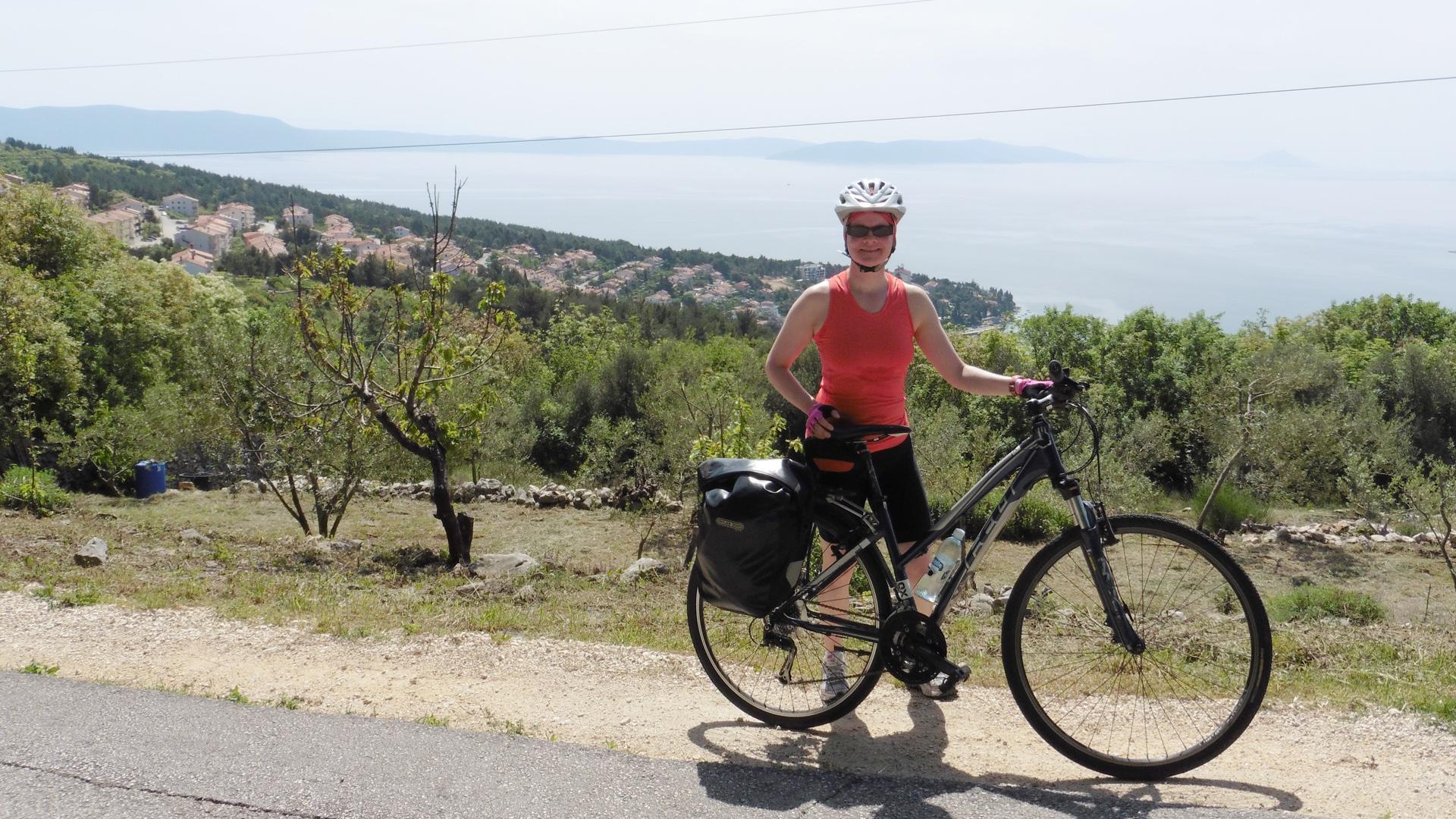 Bicikliranje vinskim putevima Istre