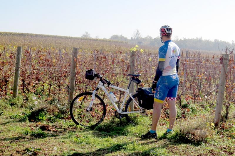 Vožnja biciklom od Limskog zaljeva do Rovinja