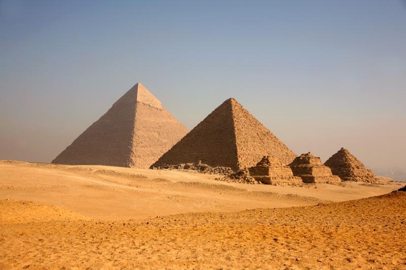 Temples, Tombs & Pyramids