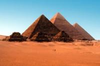 The Pyramids at Gisa