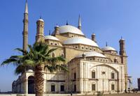 Mohamed Ali Mosque in Cairo, Egypt