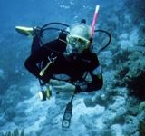 Enjoy a dive in Dahab, Egypt
