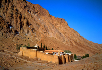 The Monastery of St Catherine, Mount Sinai