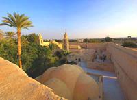 Monastery of St Bishoy in Wadi Natrun