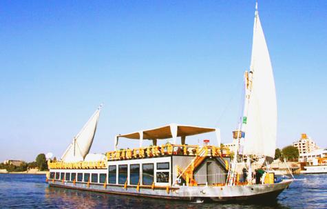 Nile Dahabiya