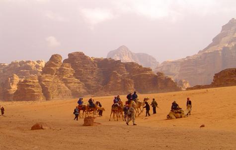 Deserts, Tombs & Jordan, Egypt & Jordan tour